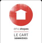 Logo Ethic étapes le Cart Sommières