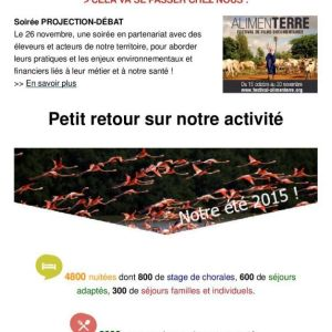 Newsletter Le Cart #1