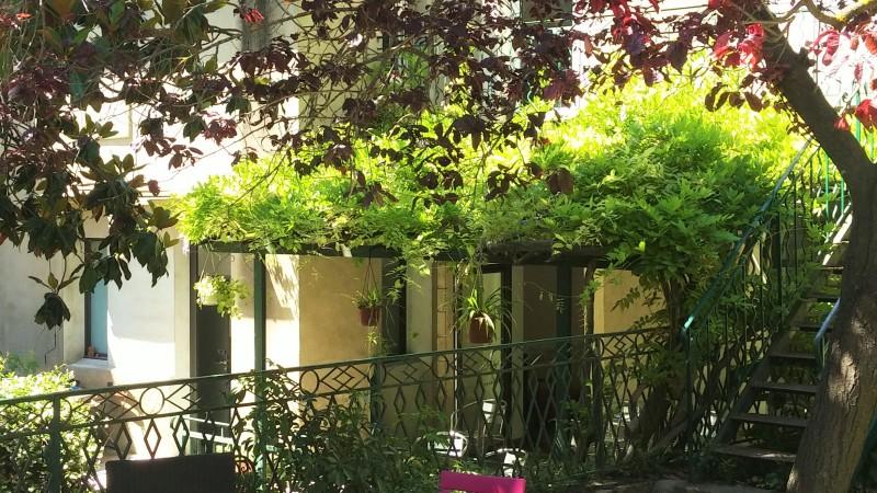 la terrasse à la glycine en photos pour célébrer l'été !