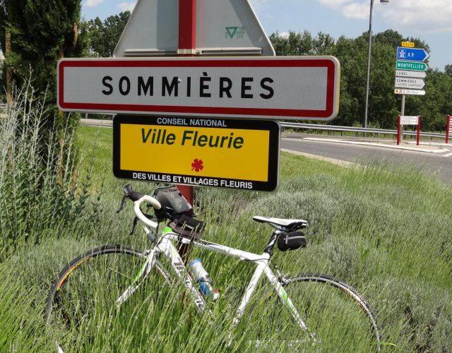 Séjour cyclo à Sommières, découvrez nos offres de séjours sur le www.lecart.net